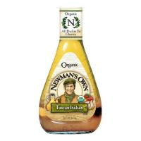Print a coupon for $1 off one Newman's Own Organic Salad Dressing
