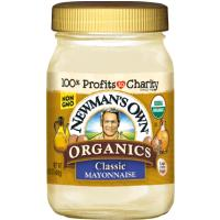 Print a coupon for $1 off Newman's Own Organic Mayonnaise