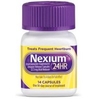 Save $1 on Nexium 24HR - now available without a prescription