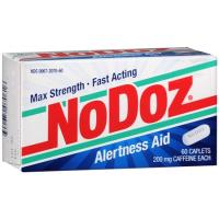 Print a coupon for $2 off a NoDoz Alertness Aid
