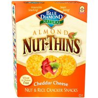 Print a coupon for $1 off two boxes of Blue Diamond Nut Thins Crackers