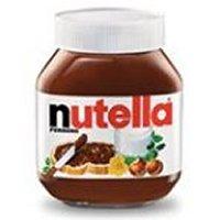 Save $1 on a jar of Nutella hazelnut spread