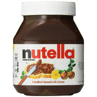 Print a coupon for $1.50 off one jar of Nutella