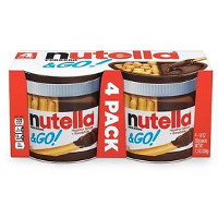 Print a coupon for $1 off any Nutella + GO! 4-pack
