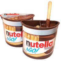 BOGO - Buy One Nutella and Go and Get One Free