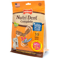 Save $1 on any package of Nutri Dent 3 Point Edible Dental Chews