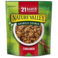 Save $1 on one bag of Nature Valley Granola Crunch