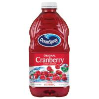Print a coupon for $1 off one 60-64oz bottles of Ocean Spray Grapefruit Juice or Juice Drink