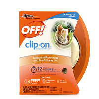 Print a coupon for $2 off one OFF! clip-on mosquito repellent starter kit