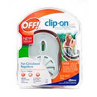 BOGO - Buy One Off Clip-On Mosquito repellent starter kit and get a Clip-On refill Free