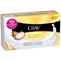 Save $1.10 on one package of Olay Bar Soap, 4ct or larger