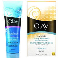 Save $1 on Olay Facial Cleanser or Facial Moisturizer