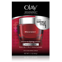 Save $2 on one Olay Regenerist Facial Moisturizer or Cleanser