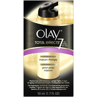 Save $2 On Olay Total Effects or Age Defy Facial Moisturizer and Treatment