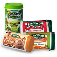 Save $1 on four Old Orchard frozen juice concentrates