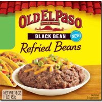 Save $0.30 on one can of Old El Paso Refried Beans