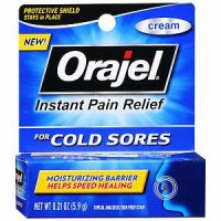 Print a coupon for $2 off a Orajel Cold Sore product