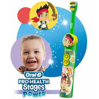Save $1 on one Oral-B Pro-Health JR or Stages Power Toothbrush