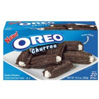 Save $1 on one box of Oreo Churros