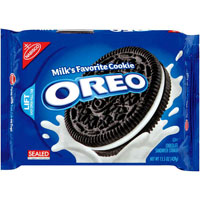 Save 50 cents on one package of Oreo Cookies