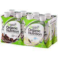 Print a coupon for $2 off any Orgain Organic Nutritional Shake 4-pack