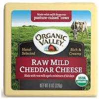 Print a coupon for $1.25 off Organic Valley Cheese