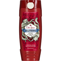Save $0.75 on one bottle of Old Spice Body Wash