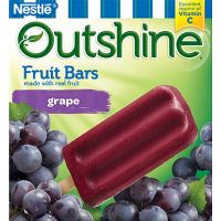 Save $1 on a box of Nestle Outshine Frozen Fruit Bars
