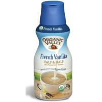 Print a coupon for $1 off one Organic Valley Flavored Half and Half product