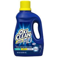 Print a coupon for $2 off any OxiClean HD Laundry Detergent