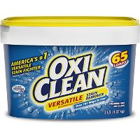 Print a coupon for $1 off one OxiClean VSR, Odor Blasters or OxiClean Washing Machine Cleaner