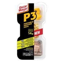 Print a coupon for $1 off two Oscar Mayer P3 Portable Protein Plates