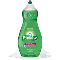 Print a coupon for $0.25 off one bottle of Palmolive Dish Liquid