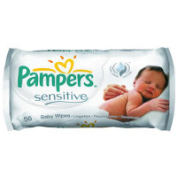 Save $0.25 on one package of Pampers Wipes, 56 count or larger