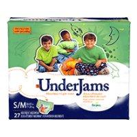 Save $1.50 on Pampers UnderJams