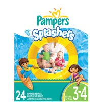 Save $1.50 on Pampers Splashers