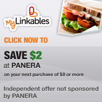 Panera Bread coupon - Click here to redeem