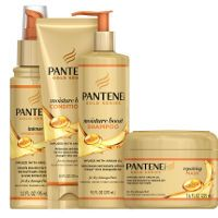 Print a coupon for $2 off any Pantene Gold Series product