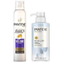 BOGO - Buy one Pantene Foam Conditioner or Micellar Pro-V Blends Shampoo or Conditioner, get one free