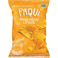 Print a coupon for $1.50 off any 5.5oz bag or Paqui Chips