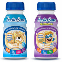 Print a coupon for $5 off two PediaSure Mulitipack products or Shake Mix