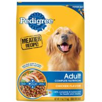 Save $1 on Pedigree Dry Dog Food