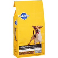 Save $1 on any bag of Pedigree Dry Dog Food, 3.5 lbs or larger