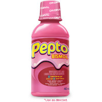 Print a coupon for $0.50 off any Pepto-Bismol Liquid product