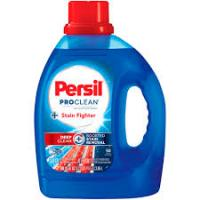 Save $5 on one Persil ProClean Laundry Detergent, 100 oz or larger