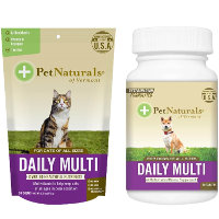 Print a coupon for $2 off any Pet Naturals of Vermont Product