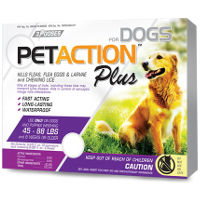 Save $3 on any box of PetAction Plus