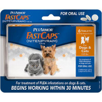 Save $5 on any package of PetArmor FastCaps