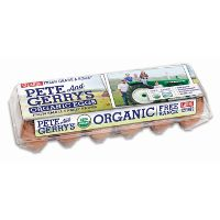 Print a coupon for $1.50 off a carton of Pete and Gerry's Free Range Eggs