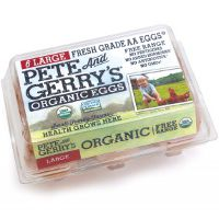 Print a coupon for $1 off a pack of Pete and Gerry's Free Range Eggs
